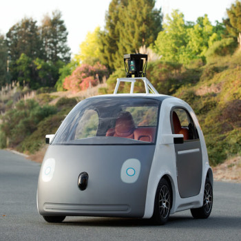 Google's Self-Driving Prototype via theverge.com