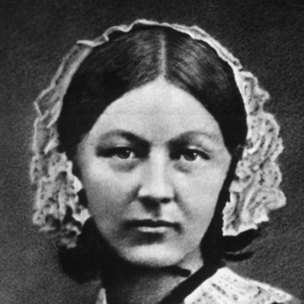 Florence Nightingale via biography.com