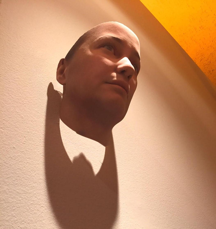 Stranger Visions (2012-2013) by Heather Dewey-Hagborg - Big Bang Data at Somerset House